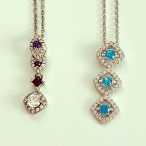 Pair of necklaces